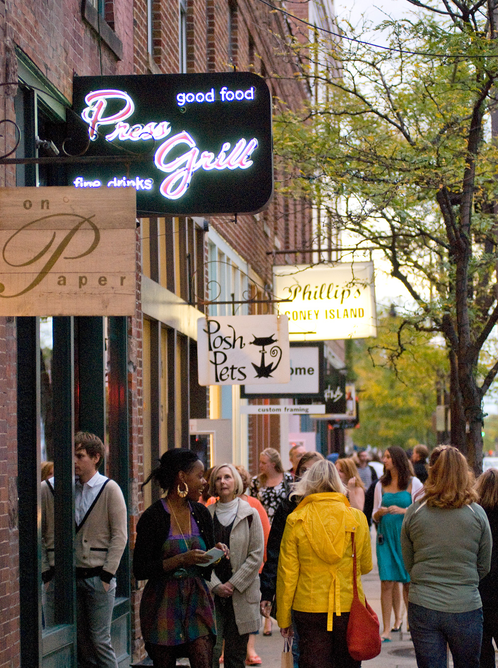 Short North: Eclectic fun