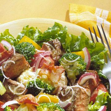 Flint Hills Beef Salad