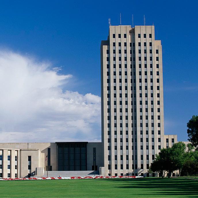 North Dakota Capitol Building