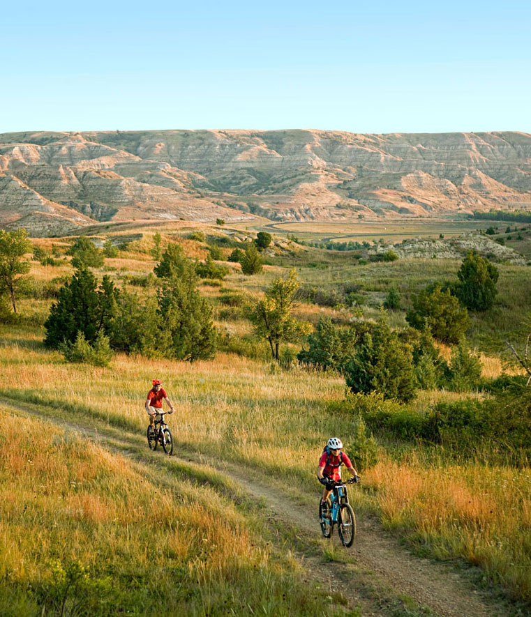 Dakota Cyclery Mountain Bike Adventures