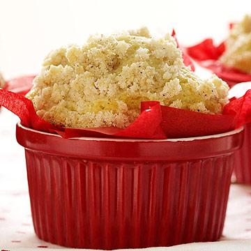 Eggnog Muffins