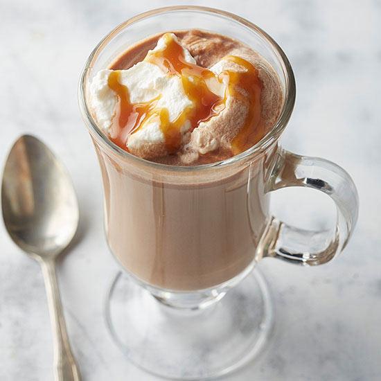 Caramel-Hazelnut Café Mocha