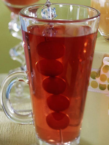 Spiced Apple-Cranberry Cider