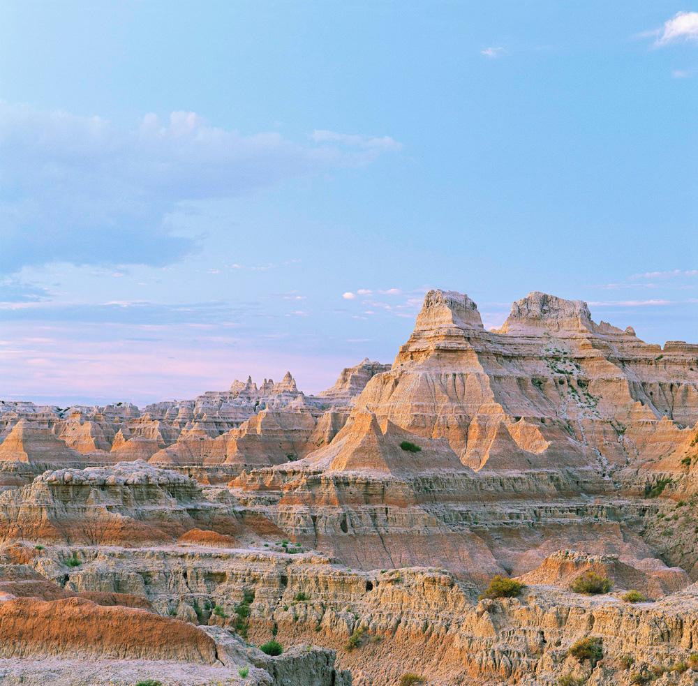 Things to Do in South Dakota's Black Hills and Badlands--Badlands National Park