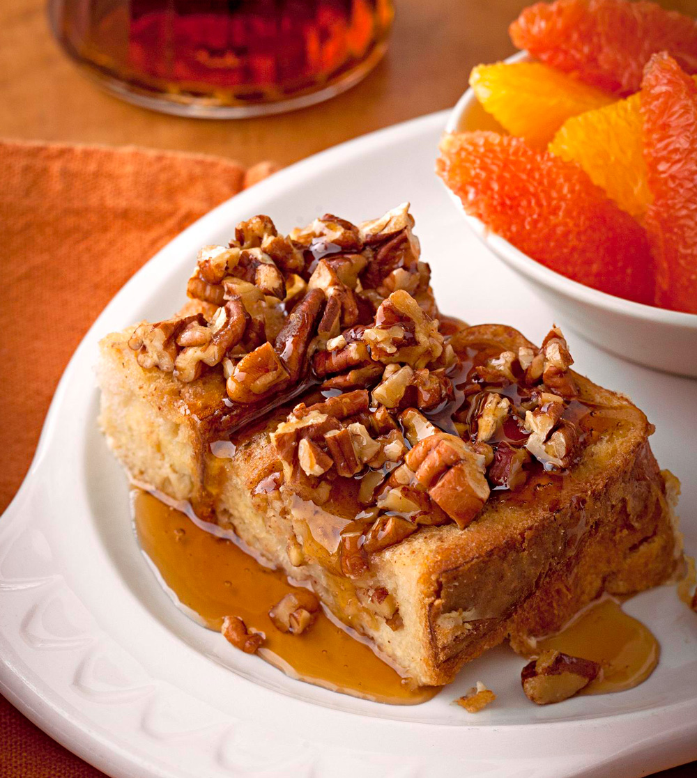 Nuts About French Toast