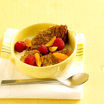 Baked Oatmeal Wisconsin-Style