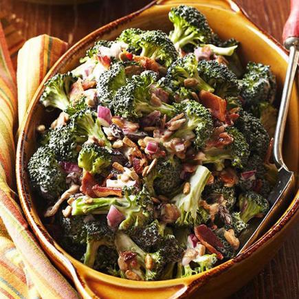 Sunny Broccoli Salad