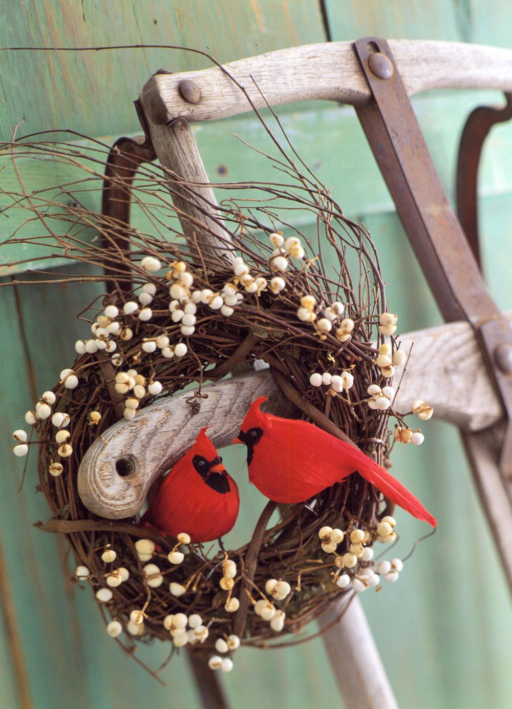 Illinois Wreath