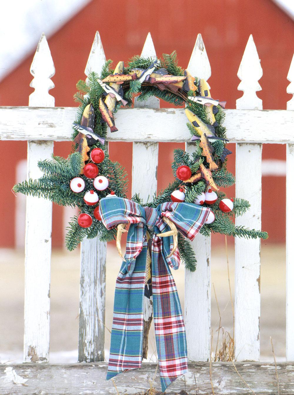 Minnesota Wreath