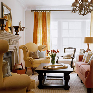 Living room window solution