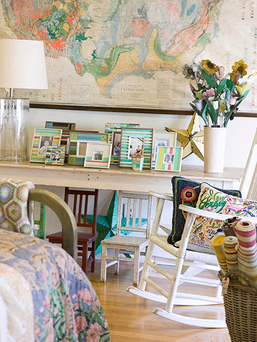 Brighten your home with farmhouse chic