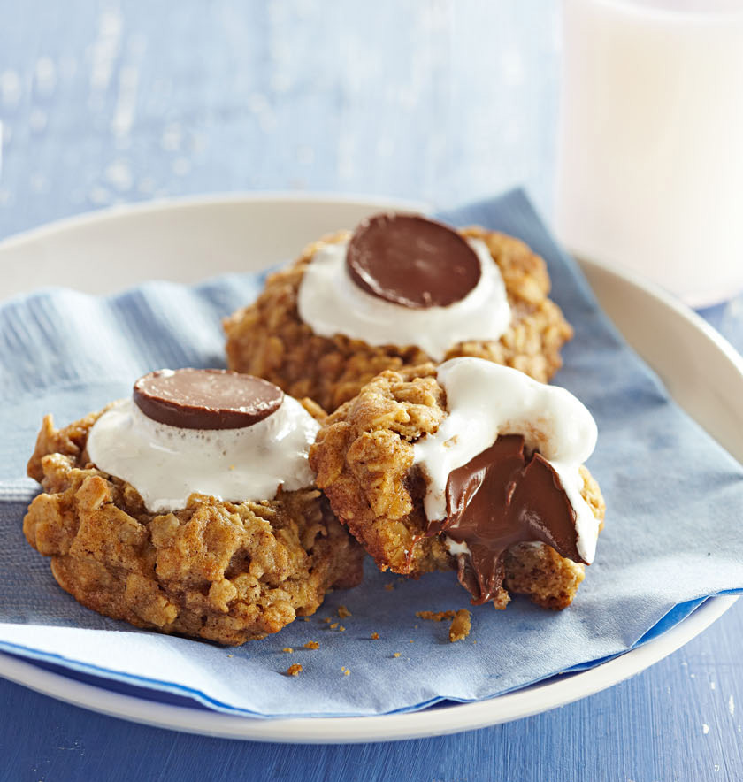 S'More Cookies, Please