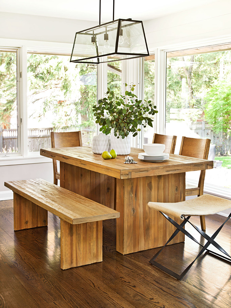 Durable dining room