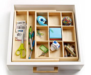 Keep a junk drawer