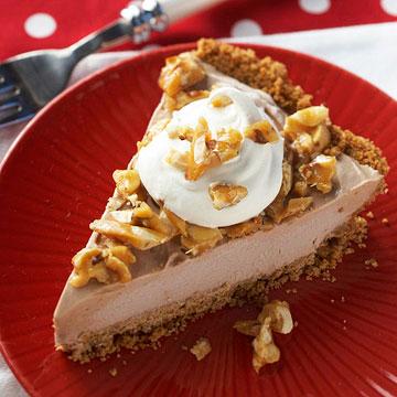Frango Mint Chocolate Ice Cream Pie