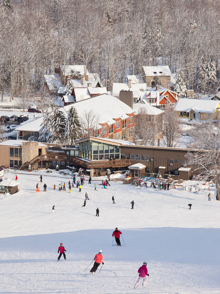 Thompsonville, Michigan: Crystal Mountain Resort and Spa