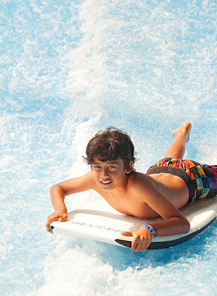 Sandusky, Ohio, and Wisconsin Dells: Kalahari Resort