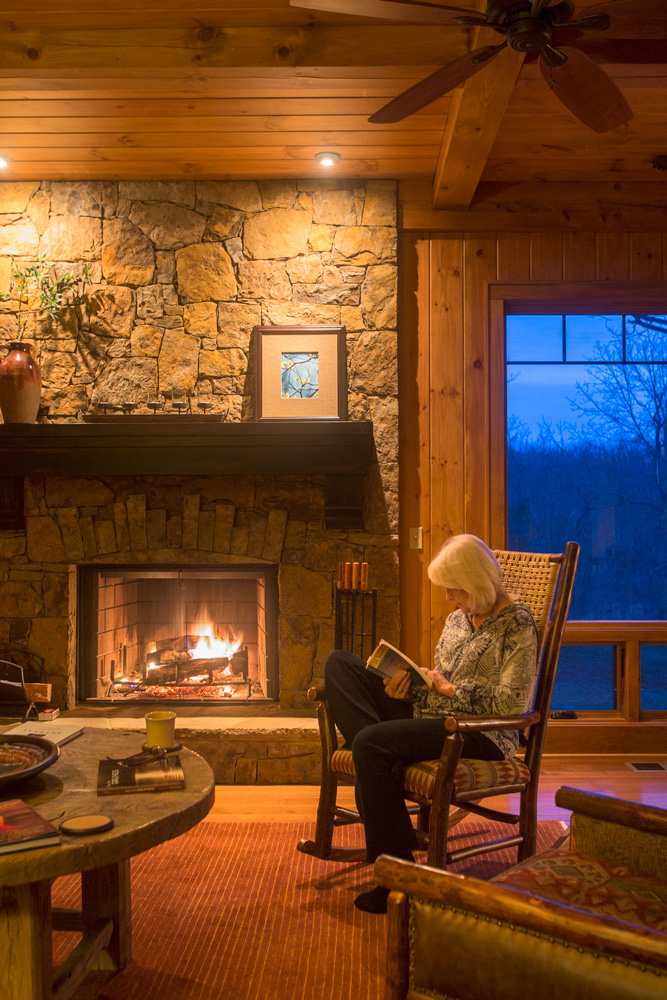 Drexel, Missouri: Timber Creek Retreat