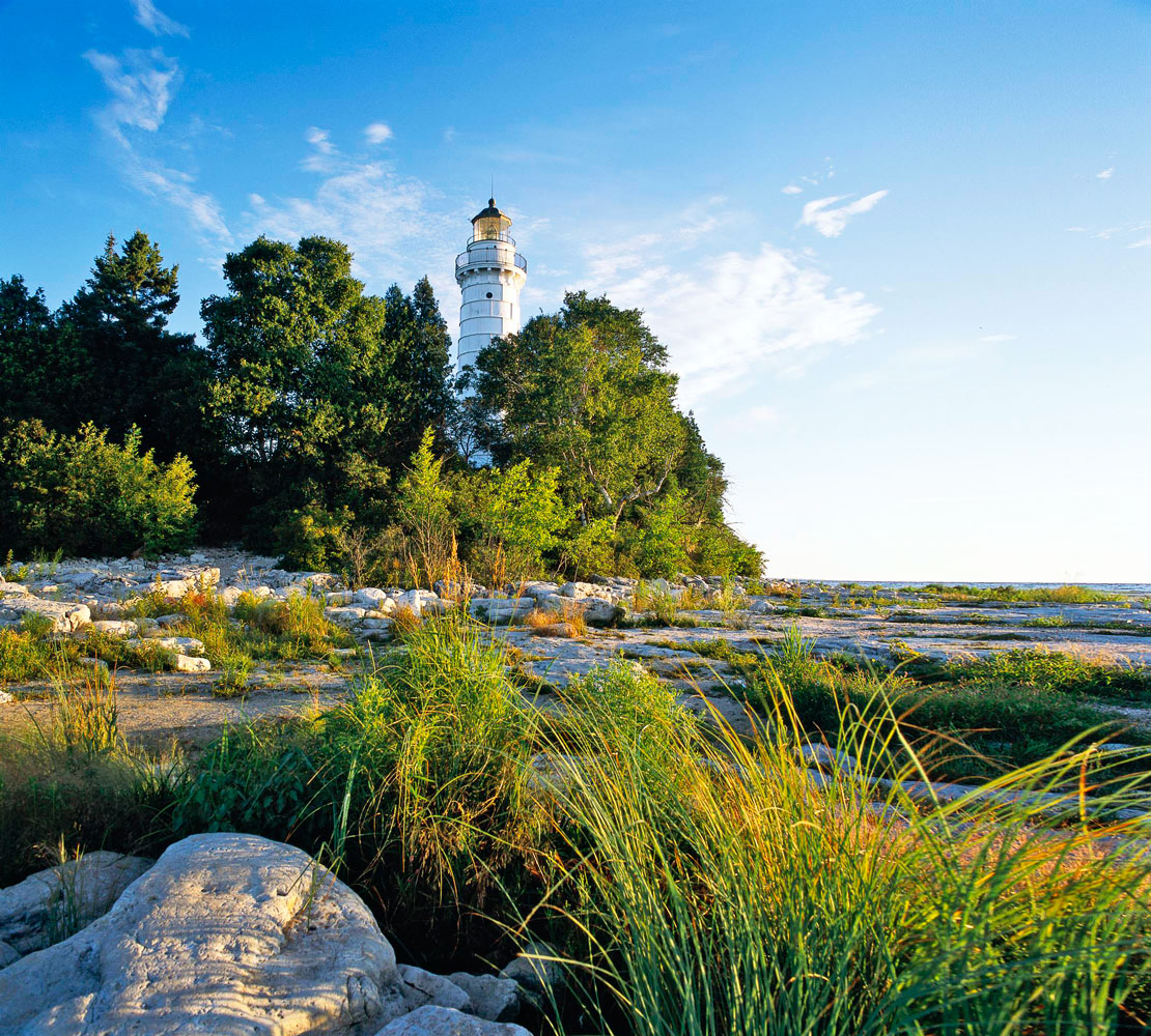 Cool community: Door County, Wisconsin