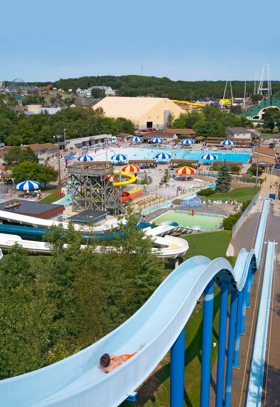 More cool for kids: Wisconsin Dells