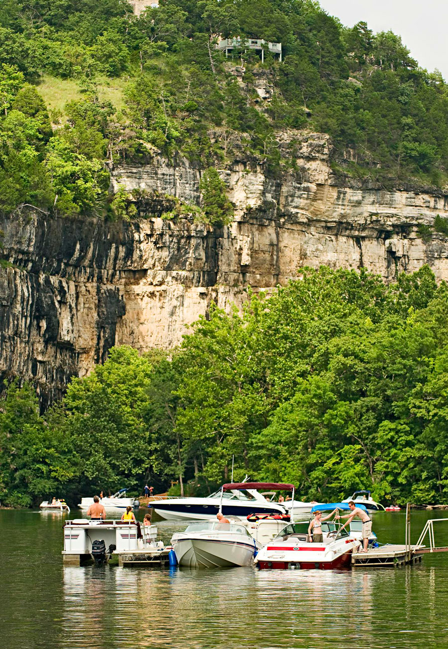 Cool mix: Lake of the Ozarks, Missouri