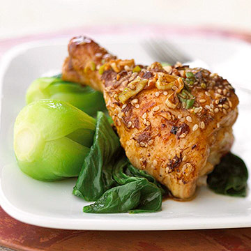 Sesame Grilled Chicken