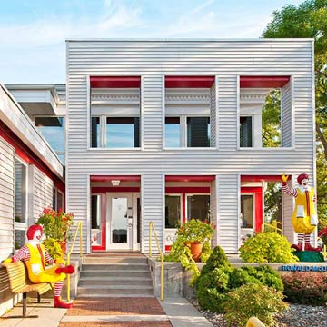 How to support Ronald McDonald House Charities