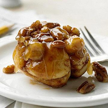 Breakfast Monkey-Bread Rolls