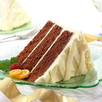 Dutch Mocha Chocolate Cake