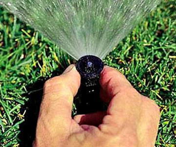Sprinkler smarts