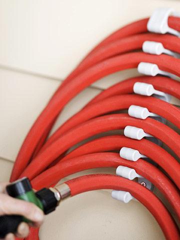Keep hoses in good repair