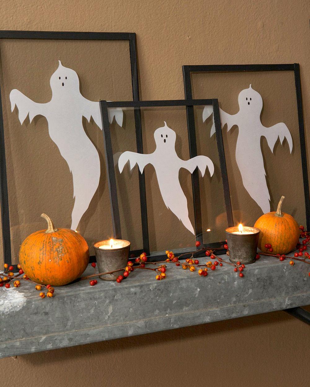 Ghostly frames