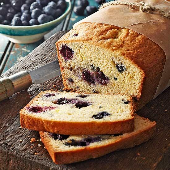 Blueberry-Lemon Loaf