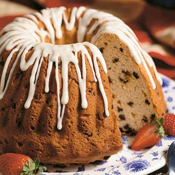 Mary Todd Lincoln's Cinnamon Cake