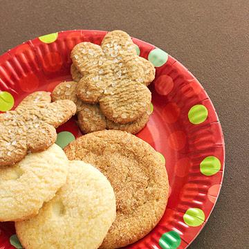 Remember Santa's cookies