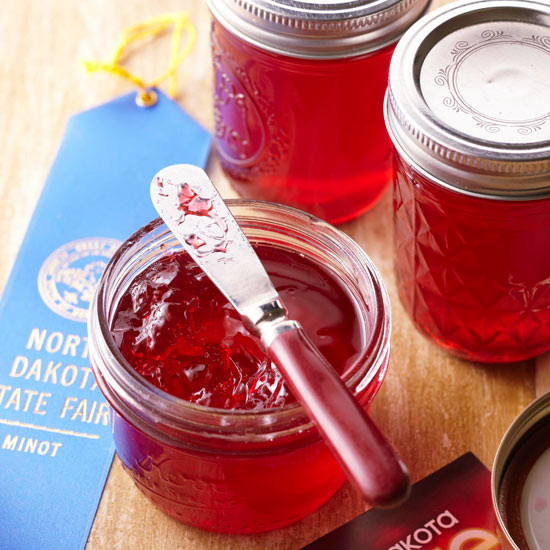 North Dakota: Nanking Cherry Jelly