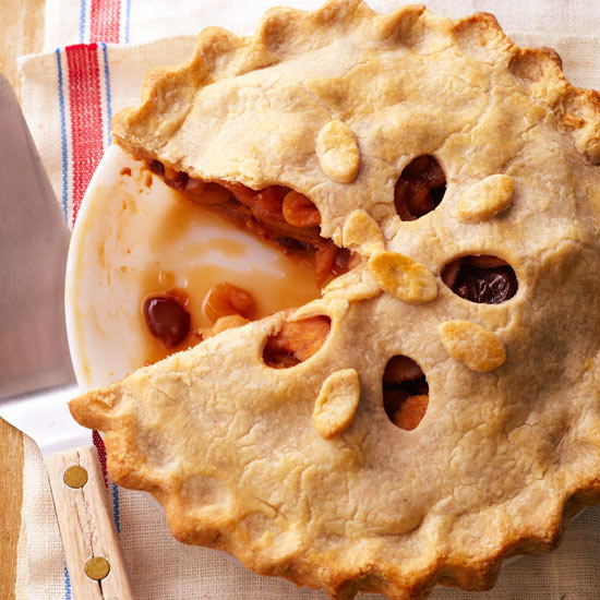 Missouri: Mixed Dried Fruit Pie