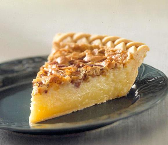 USS Missouri Buttermilk Pie