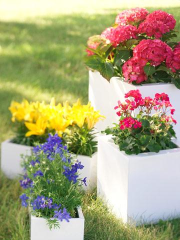 Add planter panache