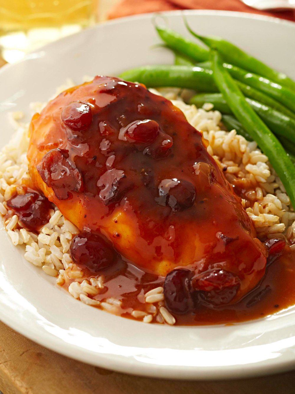 Chef Joe's Cranberry Orange Chicken