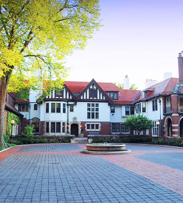 Things to Do in Detroit--Cranbrook Educational Community