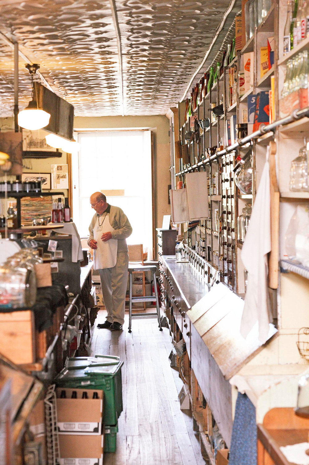 Things to Do in the Amana Colonies--Shopping in Amana