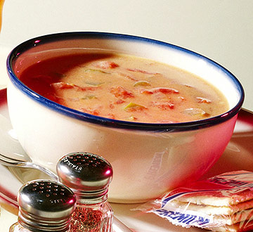 Old-Fashioned Cream of Tomato Soup