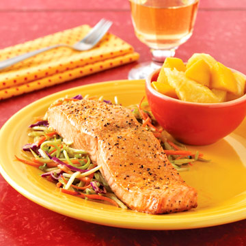 #4: Salmon Dinner