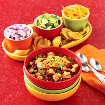 #3: Off-The-Shelf Chili Meal