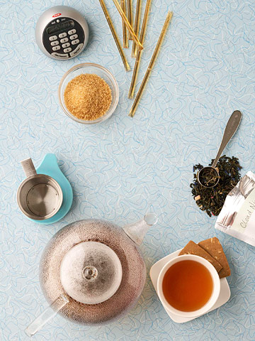 Brew a perfect cup of tea