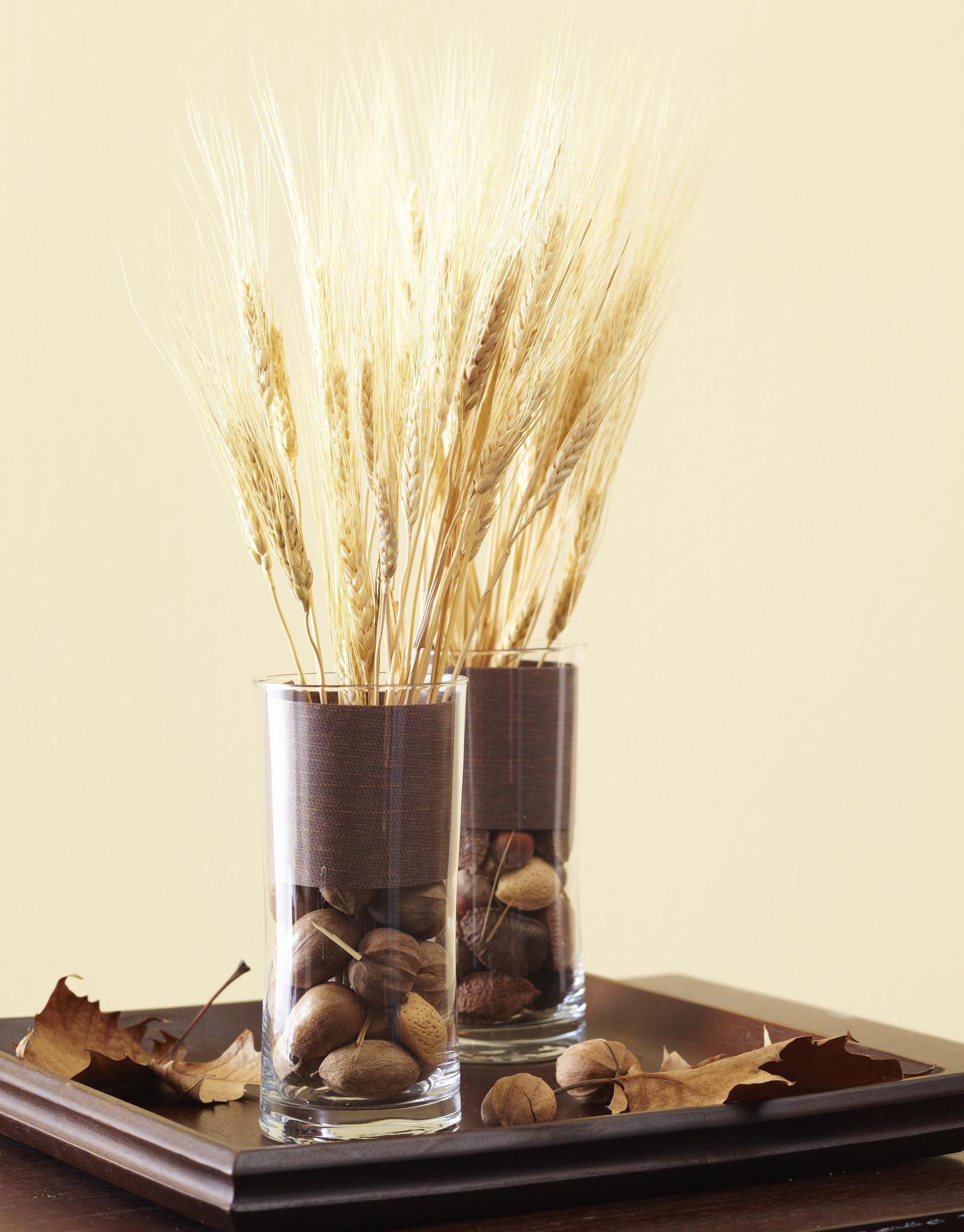Harvest vases