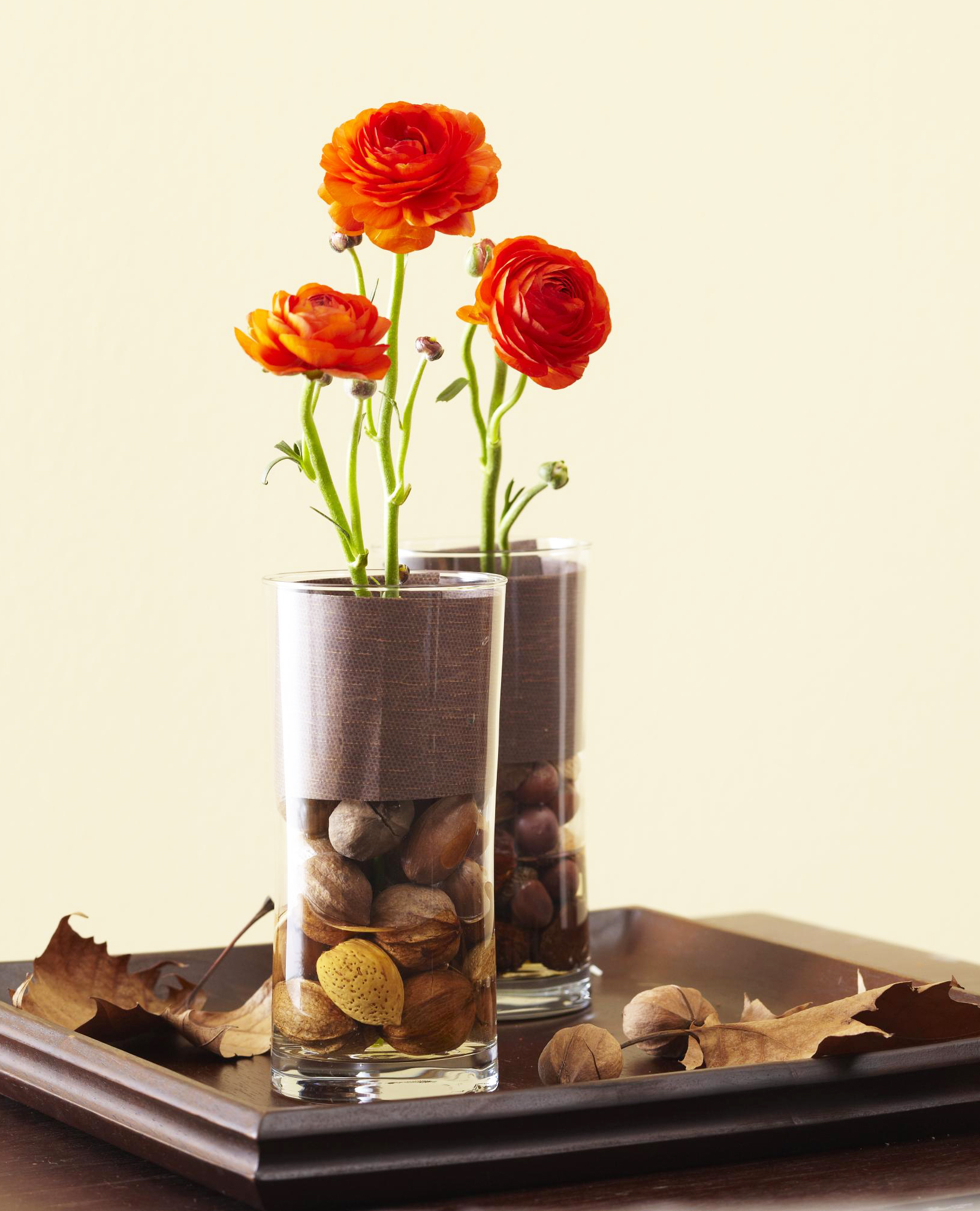 Vase change-ups
