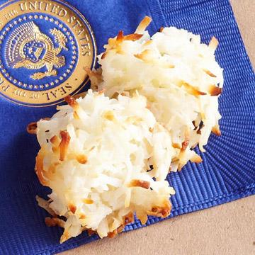 Mrs. Truman's Coconut Cookies