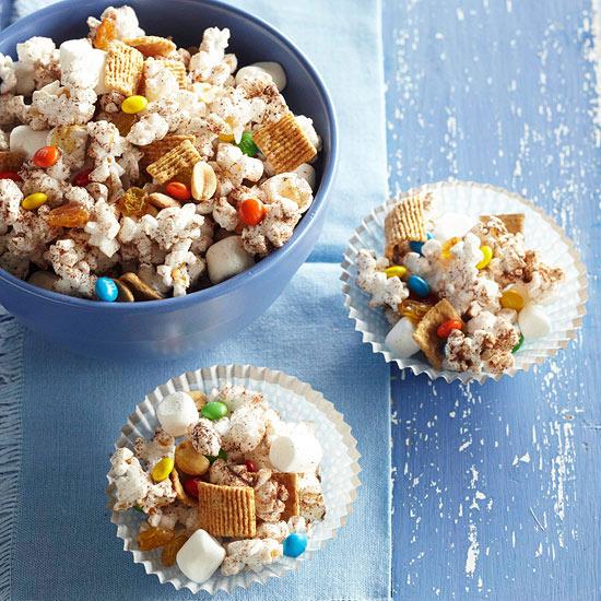 S'More Popcorn Snack